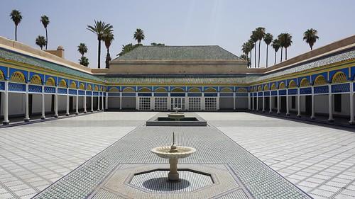 Palais de le Bahia