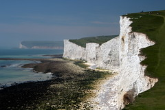Close To The Edge (Alan1954) Tags: sussex coast southdownsway nature 2017 cliffs chalk england platinumheartaward platinumpeaceaward