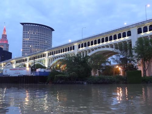 Detroit Avenue bridge