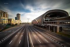Silent road (Alex cheong) Tags: sony sonymalaysia haida bigstopper leefilter gnd sonya7r fe1635mm malaysia puchong setiawalk longexposure road