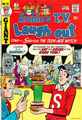 Archie's T.V. Laugh-Out # 19 (Film Snob) Tags: betty veronica archie sexy girls teen