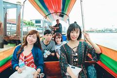 _MG_1252 (WayChen_C) Tags: thailand bangkok chaophrayariver กรุงเทพมหานคร กรุงเทพฯ แม่น้ำเจ้าพระยา 泰國 曼谷 昭披耶河 湄南河 創設 創設元老 畢業旅行 ประเทศไทย thaigraduationtrip