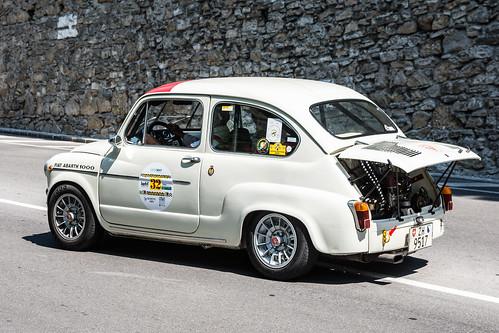 FIAT 1000 ABARTH TC 1965