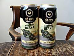 Big Rock Scottish Heavy (knightbefore_99) Tags: beer pivo cerveza bigrock bc canada west coast scottish heavy ale malt hops craft tasty best can art