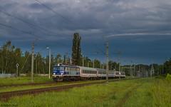 EP07-387 (Adam Okuń) Tags: ep07 tlk pkp trains