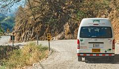 Monteverde Mountain Road (fotofrysk) Tags: monteverdemountainroad road mountains gravel van bumpy touristtransportcentralamericatrip costarica santaelena monteverde sigma1750mmf28exdcoxhsm nikond7100 201702060561