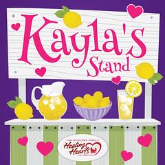 Kayla's Lemonade Stand