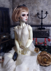 PlayerOne05 (batchix) Tags: bjd doll ball jointed arttoy toy fairy elf girl