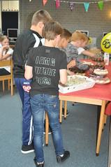Verjaardag Juf van Eck loevestein 038