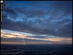 A few photos from April/May, BP West of Shetland (landandseascape) Tags: rainbow oilandgas offshore fpso glenlyon
