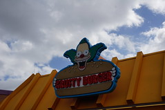 """Universal Studios, Florida: Krusty Burger Sign • <a style=""""font-size:0.8em;"""" href=""""http://www.flickr.com/photos/28558260@N04/33932441863/"""" target=""""_blank"""">View on Flickr</a>"""