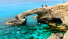 The Secret is Out (George Plakides) Tags: lovebridge ayianapa cyprus tourists holiday crystal clear