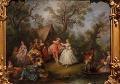 2017-04-01 Haarlem, Teyler's Museum, Nicolas Lancret; Dance for the tent, ca.1740 IMG 1750 (ellapronkraft.) Tags: haarlem teylersmuseum nicolas lancret dance for tent