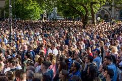 143/365 Manchester Unites ([inFocus]) Tags: manchester crowd 365 3652017 vigil albertsquare manchesterattack