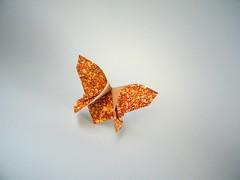 Borboleta (Butterfly) - Isa Klein (Rui.Roda) Tags: origami papiroflexia papierfalten isa klein borboleta mariposa papillon butterfly