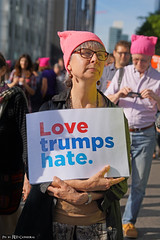 Love Trumps hate (Red Cathedral [FB theRealRedCathedral ]) Tags: sonyalpha a77markii a77 mkii eventcoverage cosplay alpha sony sonyslta77ii slt evf translucentmirrortechnology ocr redcathedral contemporaryart streetphotography belgium alittlebitofcommonsenseisagoodthing activism protest greenpeace dumptrump peacebxl ladyliberty freedom trump donaldtrump travellingphotographer inspirational peace brussels lgbt child instagood digitalnomad everydayclimatechange trumpidency usa makeamericagreatagain maketheplanetgreatagain stopfracking dodonaldtrump extinction peacelovevibes inspire dontgiveup resist trumpnotwelcome humanrights