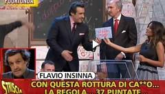 Flavio Insinna vittima di Striscia La Notizia: chi è la talpa nella Rai ? (TV-Italia) Tags: flavio insinna striscia la notizia