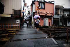 Rainy day,Kita-Tengachaya_02 (Takashi.Tachi) Tags: