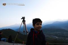 sarangkot- sunrise-6 logo (anindya0909) Tags: nepal sarangkot sunise sunrise