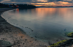 DSC_9074 (Daniel Matt .) Tags: sunset aroundtheworld sunsetcolours sunsetsandsunrise nikon seascape seashore ireland