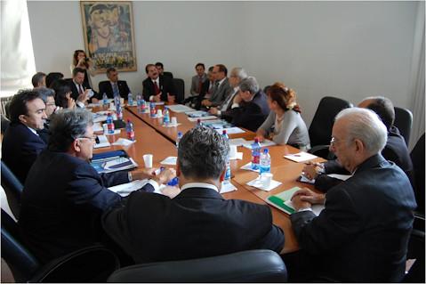 2009 - Itália - Ministério