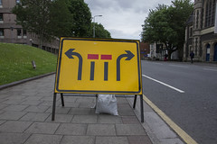 Left or Right, but definitely not straight on (Dai Lygad) Tags: diversion leftorright notstraighton cardiff cowbridgeroad road uk stock photos images closed championsleague uefa arrows roadblocked choice may2017 jeremysegrott canon eos 550d sigmalens lanesblocked decisions onewayortheother creativecommons attributionlicense attributionlicence canton cowbridgeroadeast disruptions symmetry geotagged inexplore explored dailygad camera photography street paysdegalles wales gales 2017 ccsearch freetouse forwebsite forblog forwebpage forpresentation forpowerpoint divergingroutes everyday city urban roadaheadblocked changingdirection pechakucha 20x20 gaucheoudroite pastoutdroit dérivation roadclosures travelchanges caerdydd flickr options uclfinal2017 world dilemmas alternatives stark generalelection