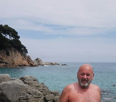 Boadella Beach (wwilliamm) Tags: boadella spain nude naked fkk lloretdemar costabrava william