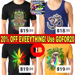 💲 20% off Everything 💲  on #BluedarkArt's #Redbubble #Shop!  Thanks a lot for stopping By! ☮😊  https://bluedarkart.wordpress.com/2017/06/05/20-off-everything-on-bluedarkarts-redbubble-shop/  @redbubble  #fashion # (BluedarkArt) Tags: sales namastesign hamsahand shop shoppingwithbluedarkart fashion coolstuff bluedarkart summershopping 4sale trends marijuana shopping redbubble sloth onsale summertrends