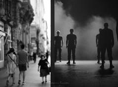 Milan in B&W #7Milano|Italy (Giovanni Riccioni) Tags: giovanniriccioniphotography milano milan street streetphotography findthedifferences findthedifference trovaledifferenze people persone canon canoneos5d eos 5d 50mm canon50mmf18 canonef50mm18stm canonef50mmf18stm vialedante blackandwhite blackwhite bw monocromo biancoenero
