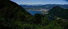 2017 6 7 Alta Valle Intelvi, panorama dal Belvedere di Lanzo (Lago di Lugano, Lugano, Monte Rosa e le Alpi) (mario_ghezzi) Tags: lanzodintelvi lombardia italia intelvi valledintelvi nikon coolpix nikoncoolpix p6000 coolpixp6000 nikonp6000 nikoncoolpixp6000 marioghezzi noreflex altavalleintelvi 2017 lago ceresio lugano lagoceresio lagodilugano monterosa alpi svizzera ch cantonticino ticino belvederedilanzodintelvi