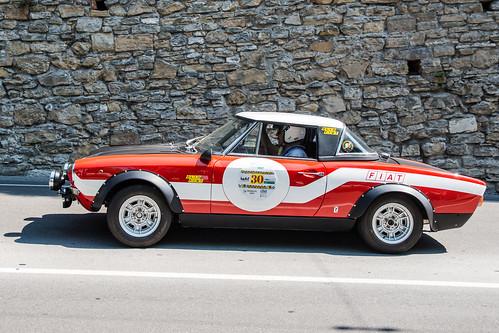 FIAT 124 ABARTH GRUPPO 4 1972