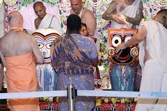 Snana Yatra 2017 - ISKCON-London Radha-Krishna Temple, Soho Street - 04/06/2017 - IMG_2924 (DavidC Photography 2) Tags: 10 soho street london w1d 3dl iskconlondon radhakrishna radha krishna temple hare harekrishna krsna mandir england uk iskcon internationalsocietyforkrishnaconsciousness international society for consciousness snana yatra abhishek bathe deity deities srisri sri lord jagannath baladeva subhadra 4 4th june summer 2017