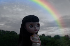 Blythe A Day 10 June 2017 -  Over the Rainbow
