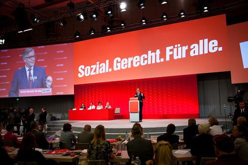 Dietmar Bartsch / Bundesparteitag DIE LINKE