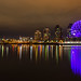 Vancouver Skyline and Wonderful Water Reflections