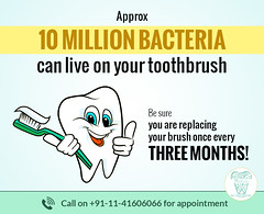 Did you know that using the same toothbrush over months (merakidental) Tags: dentalhygiene oralhealth orthodontist dentalcheckup merakidentalstudio
