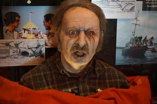 """Universal Studios, Florida: Universal's Horror Make-Up Show • <a style=""""font-size:0.8em;"""" href=""""http://www.flickr.com/photos/28558260@N04/34587983172/"""" target=""""_blank"""">View on Flickr</a>"""