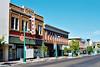 Central Avenue, Albuquerque (StevenM_61) Tags: cityscape downtown street commercialbuildings architecture albuquerque newmexico route66