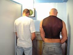 Dscf0433 (francois f swanepoel) Tags: piepie pp peepee urineer pis piss rearend brooklyn funkparty mense people piskrip pretoria urinal 2001 fujifilm sneeky loer peep peepshow naphthalene