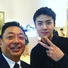 170607 - Louis Vuitton Exhibition opening event (129) (바람 의 신부) Tags: 170607 louisvuittonexhibitionopeningevent louisvuittonexhibition openingevent louisvuitton exhibition opening event lv exosehun exo sehun ohsehun