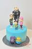 Gru cake (Cakes by Pixie Pie) Tags: gru cake minions