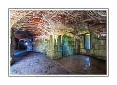 Fort Popham Interior