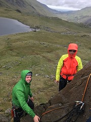 TrekCo Trainees in North wales