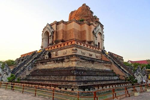 La Gran Estupa de Chiang mai