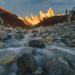 Fitzroy Mountain Range. thumbnail