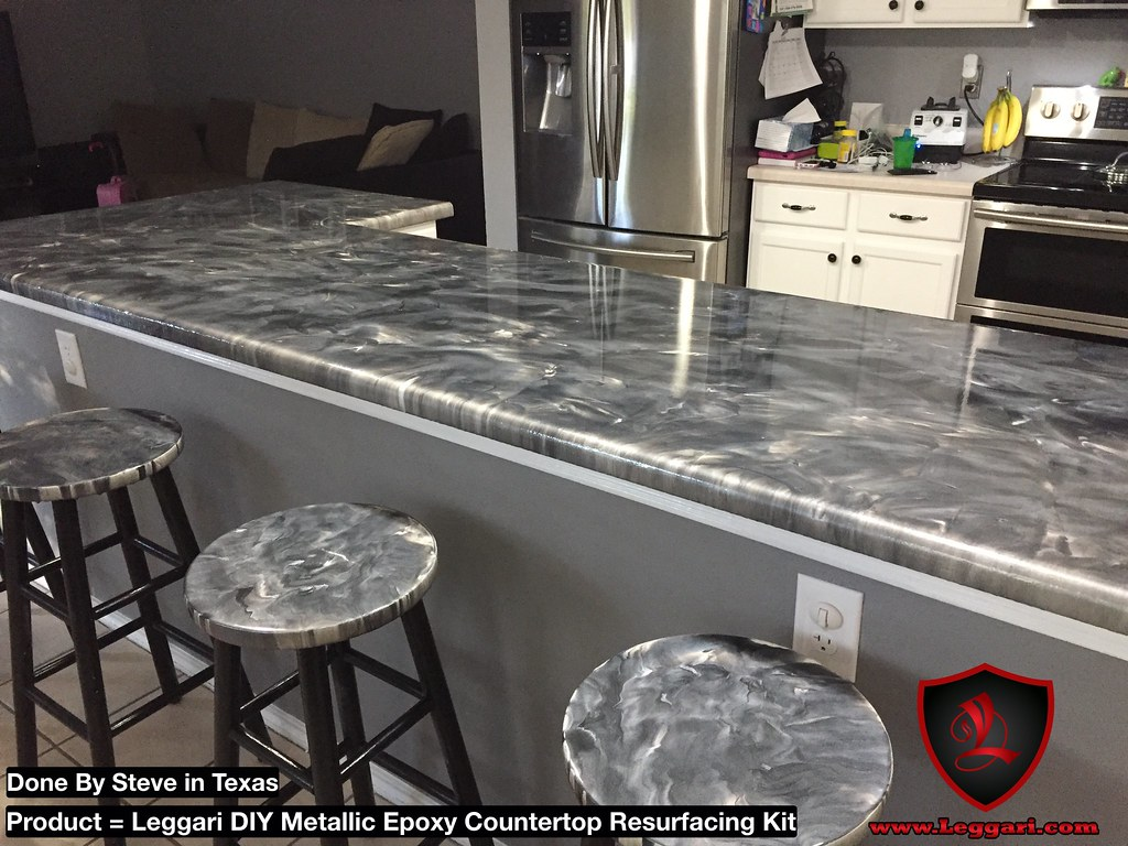 Stone Epoxy Countertops : The world s best photos of countertop and countertops