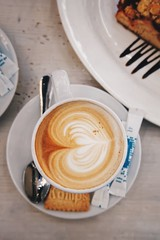 ☕️🍪 (Eng.Abed91) Tags: food 16mm ksa riyadh cafe sony love sweet coffee