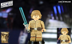 Custom LEGO Star Wars: The Empire Strikes Back | Luke Skywalker (LegoMatic9) Tags: custom lego star wars the empire strikes back luke skywalker bespin
