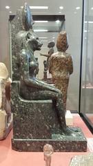 20161208_114629 (enricozanoni) Tags: ancient egypt egyptian art louvre paris statues sarcophagi musical instruments cats stele frescoes hieroglyphics