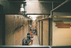 Backstage @ National Theatre (@JackLongman_Photo) Tags: guidedtour architecture brutalist brutalism acting props grain shootfilm ishootfilm southbank canoneos500n canon afgavista200 film 35mm backstage theatre nationaltheatre london ntlondon